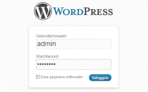 website omzetten naar wordpress