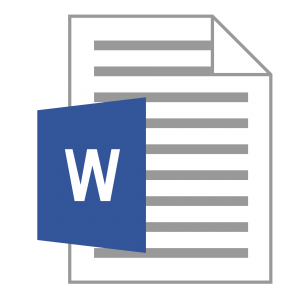 word document laten opmaken