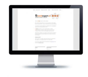 website omzetten naar wordpress goedkoop