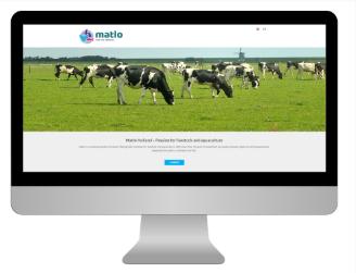 website ontwerp matlo